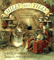 MILLY AND TILLY by Kate Summers