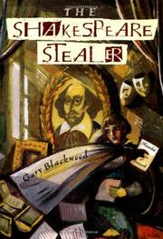 Cover art for THE SHAKESPEARE STEALER