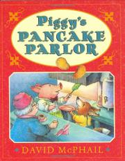 PIGGY'S PANCAKE PARLOR by David McPhail