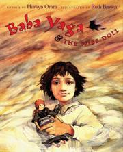Book Cover for BABA YAGA AND THE WISE DOLL