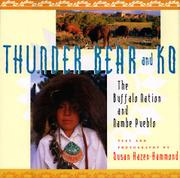 THUNDER BEAR AND KO by Susan Hazen-Hammond