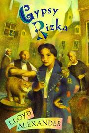 Cover art for GYPSY RIZKA