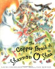 THE COPPER BRAID OF SHANNON O'SHEA by Laura Esckelson