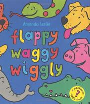 Book Cover for FLAPPY WAGGY WIGGLY