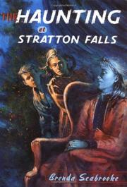 Cover art for THE HAUNTING AT STRATTON FALLS