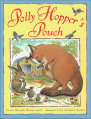 POLLY HOPPER'S POUCH by Louise Bonnett-Rampersaud