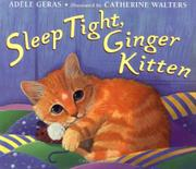 Book Cover for SLEEP TIGHT, GINGER KITTEN