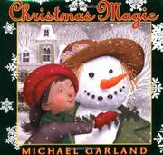 CHRISTMAS MAGIC by Michael Garland