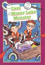 Book Cover for THE CASE OF THE MOSSY LAKE MONSTER