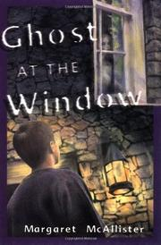Cover art for GHOST AT THE WINDOW
