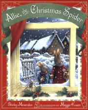 ALLIE, THE CHRISTMAS SPIDER by Shirley Menendez