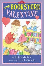 THE BOOKSTORE VALENTINE by Barbara Maitland