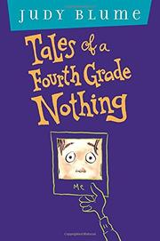 Cover art for TALES OF A FOURTH GRADE NOTHING