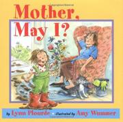 MOTHER, MAY I? by Lynn Plourde
