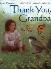 Book Cover for THANK YOU, GRANDPA
