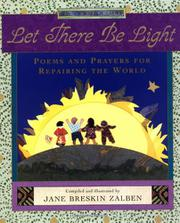 LET THERE BE LIGHT by Jane Breskin Zalben