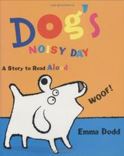 Cover art for DOG'S NOISY DAY