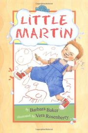 LITTLE MARTIN by Barbara Baker