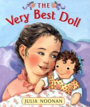 Cover art for THE VERY BEST DOLL