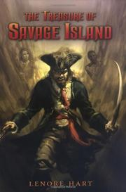Cover art for THE TREASURE OF SAVAGE ISLAND