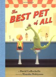 Book Cover for THE BEST PET OF ALL