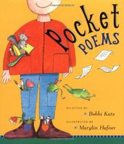 POCKET POEMS by Bobbi Katz