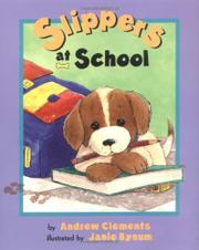 Book Cover for SLIPPERS AT SCHOOL