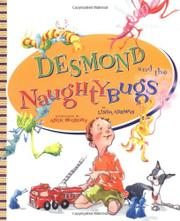 Cover art for DESMOND AND THE NAUGHTYBUGS