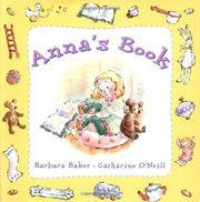 Cover art for ANNA'S BOOK