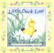 LITTLE DUCK LOST by Erica Briers
