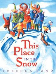 Cover art for THIS PLACE IN THE SNOW