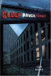 Cover art for SLEEP ROUGH TONIGHT