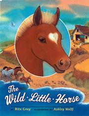 Book Cover for THE WILD LITTLE HORSE