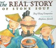 Book Cover for THE REAL STORY OF STONE SOUP