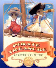 Cover art for PIRATE TREASURE