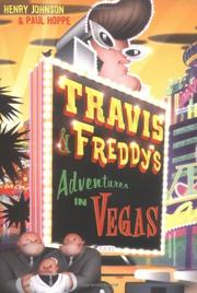 Book Cover for TRAVIS AND FREDDY'S ADVENTURES IN VEGAS