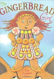 Cover art for THE GINGERBREAD GIRL