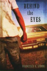 Cover art for BEHIND THE EYES