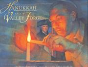 Book Cover for HANUKKAH AT VALLEY FORGE