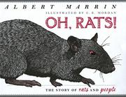 OH, RATS! by Albert Marrin