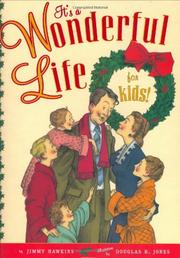 Book Cover for IT'S A WONDERFUL LIFE FOR KIDS!