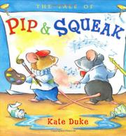 Cover art for THE TALE OF PIP AND SQUEAK