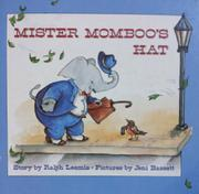 MISTER MOMBOO'S HAT by Ralph Leemis