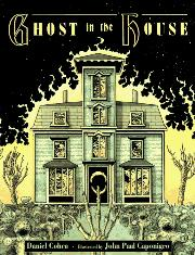 Cover art for GHOST IN THE HOUSE