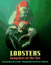 Cover art for LOBSTERS