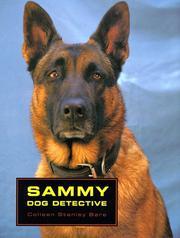 SAMMY, DOG DETECTIVE by Colleen Stanley Bare
