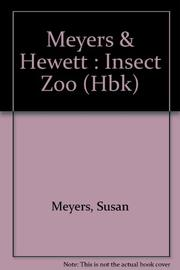 INSECT ZOO by Susan Meyers