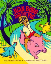 Cover art for JUAN BOBO AND THE PIG