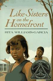 Cover art for LIKE SISTERS ON THE HOMEFRONT