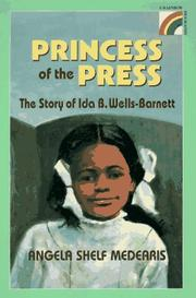 PRINCESS OF THE PRESS by Angela Shelf Medearis